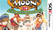 Harvest Moon and the Pooping Cow