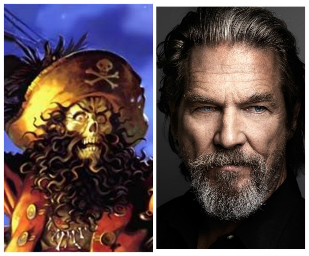 Bonus: He's Jeff Bridges