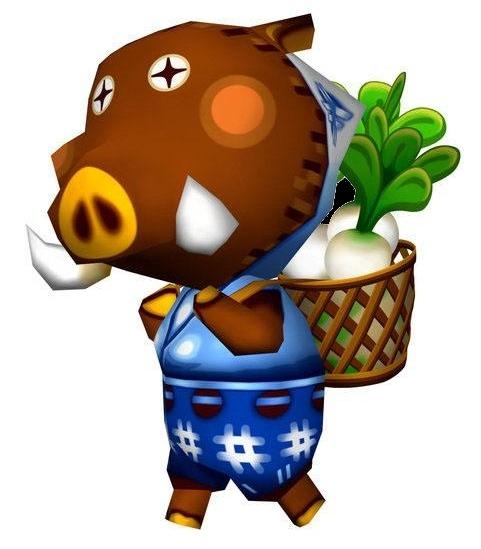 Animal Crossing's Stock Broker