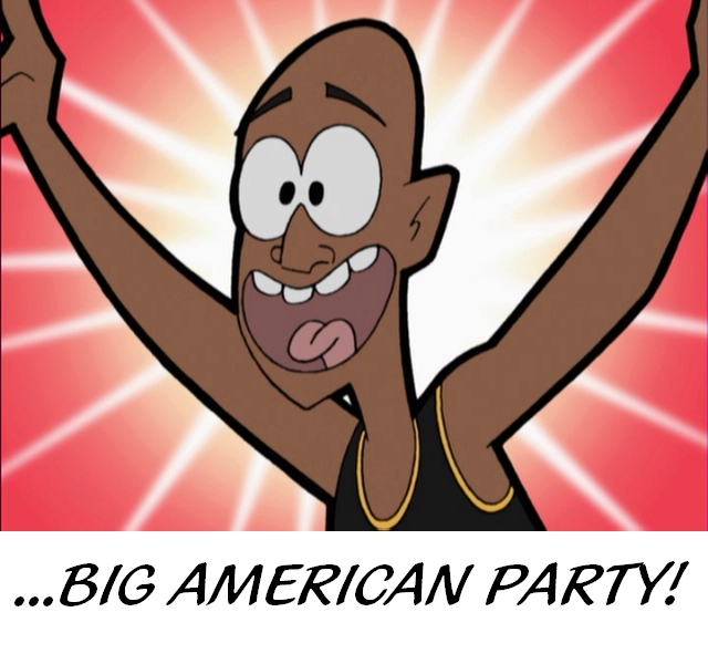 big american party