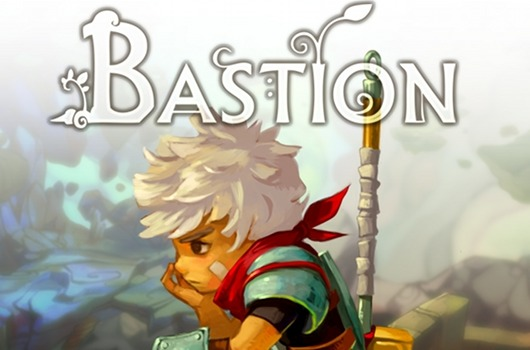 I haven't finished Bastion for fucks sake.